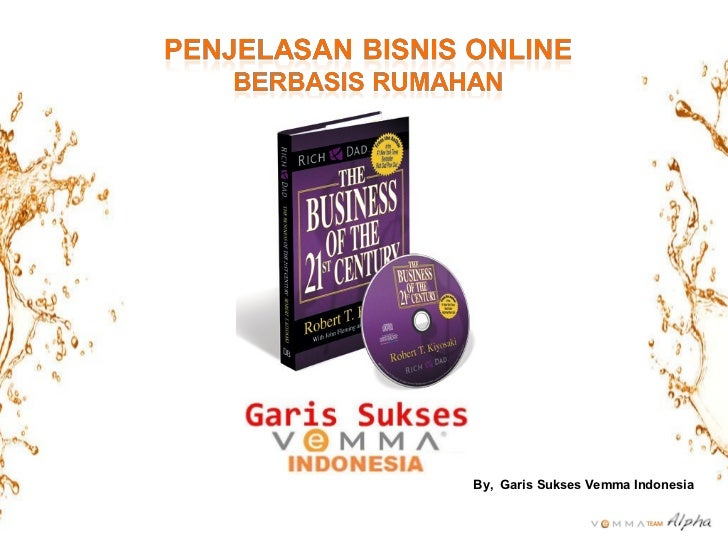 By,  Garis Sukses Vemma Indonesia