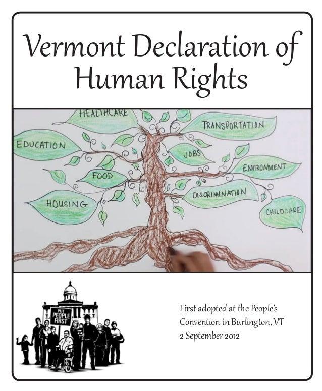 human declaration of human rights pdf