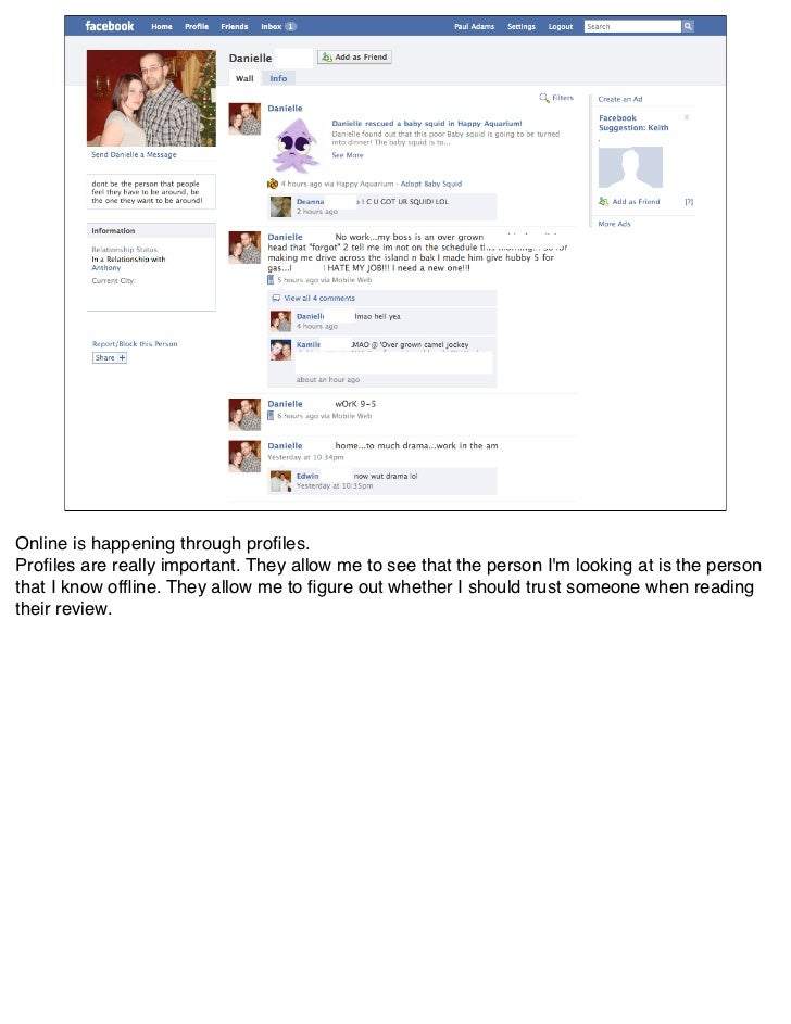 http://www.flickr.com/photos/fuddland/356325106/   Think about a teacher. She needs to appear one way to her students, ano...