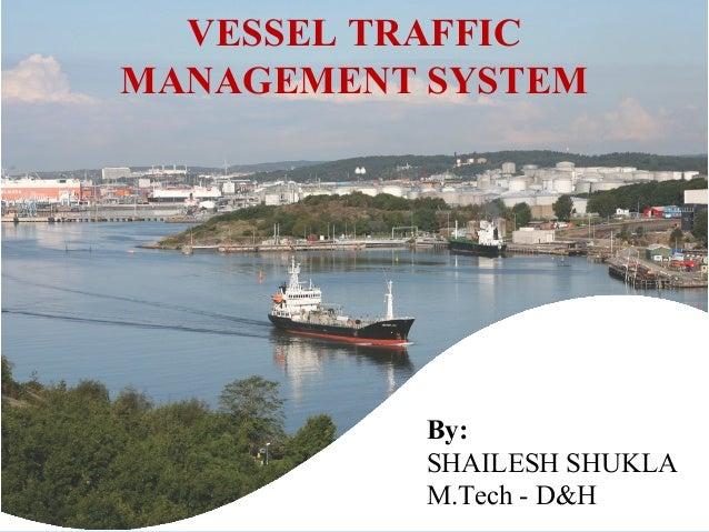 vessel traffic management system pdf