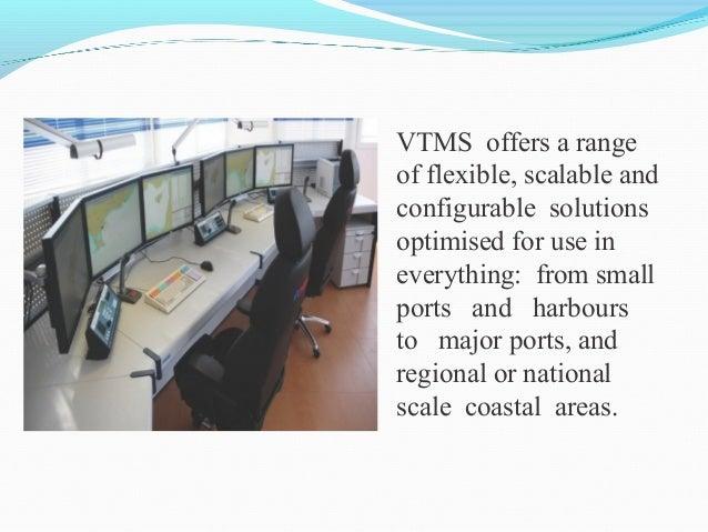 VESSEL TRAFFIC MANAGEMENT SYSTEM Slide 3
