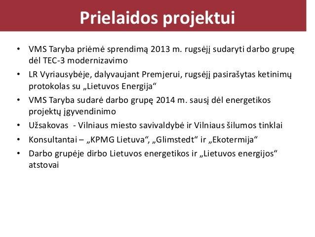 ClickPrielaidos projektuistyle to edit Master title • VMS Taryba priėmė sprendimą 2013 m. rugsėjį sudaryti darbo grupę dėl...