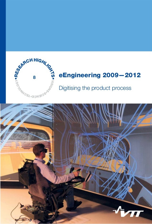 VISIONS •SCIENCE•TECH N OLOGY•RESE ARCHHIGHLI GHTS• eEngineering 2009—2012 In addition to industrial production, the succe...