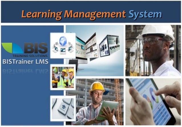 Learning ManagementLearning Management SystemSystem