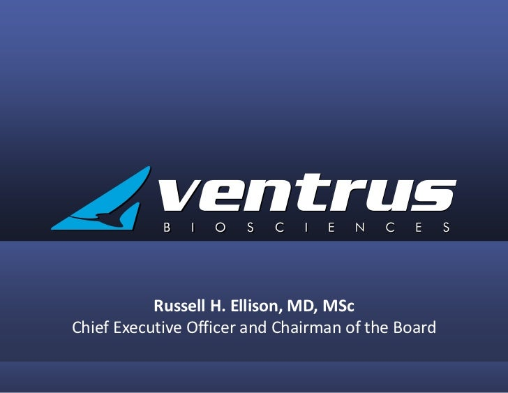 Russell H. Ellison, MD, MScChief Executive Officer and Chairman of the Board