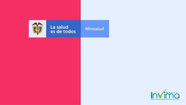 INTEROPERABILIDADMÓDULOSIIS-INVIMA INVIMA Elaborado por: Juan Manuel Sánchez Londoño