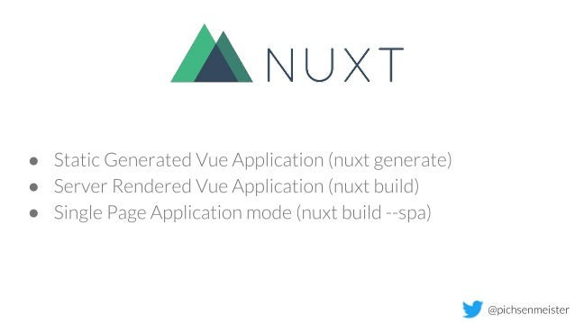 Vue js SSR with Nuxt js and Firebase