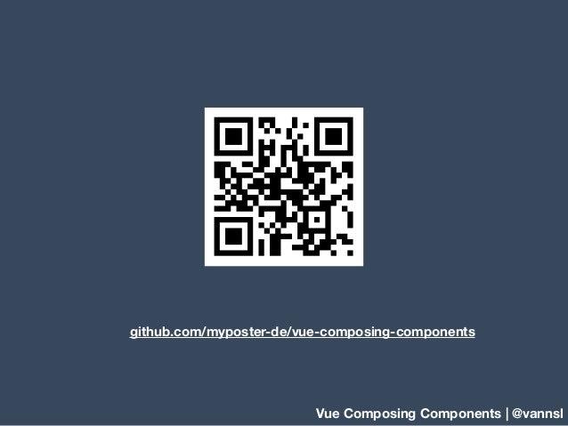 Vue - Composing Components Slide 2