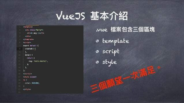 Vue style scoped css