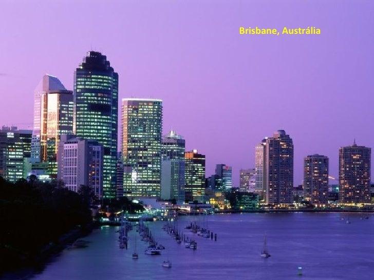 La vuelta al Mundo en cuatro minutos   Segunda parte Brisbane, Austrália