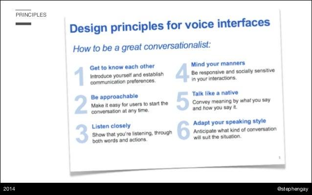 @stephengay 2014 PRINCIPLES