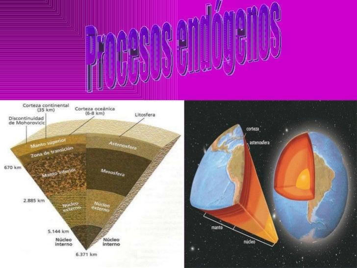 Procesos endógenos