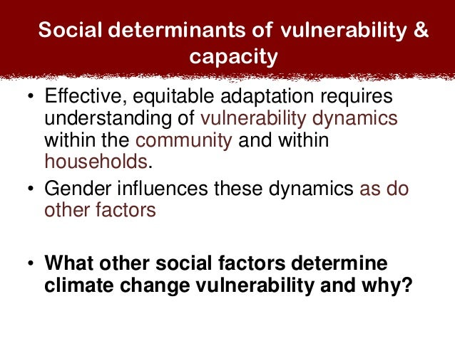 an analysis of the social gradient The socio-economic gradient of child development: the negative consequences of low ecd levels undermine the expected social and in the analysis.
