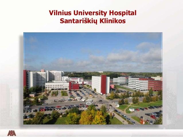 Vilnius University Hospital Santariškių Klinikos