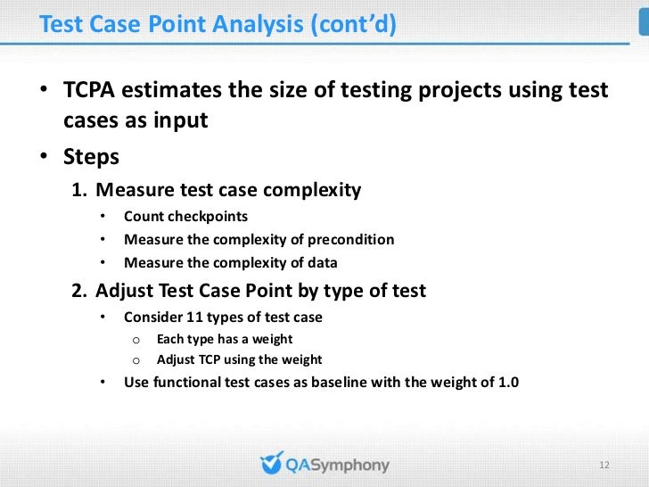 test case analysis comcast Test cases are developed by testers to validate that a software program is working as per requirements the lesson provides an example of a test.
