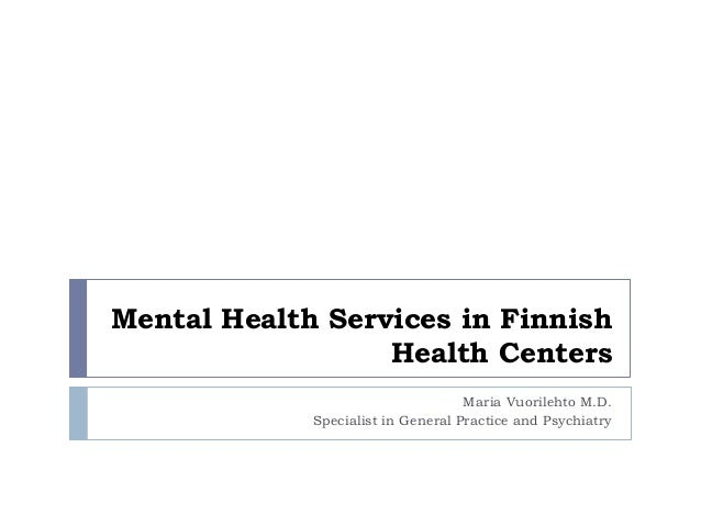mental and behavioral health services African americans are at-risk for mental and behavioral health problems  with  limited to no access to mental health services (denton & anderson, 2005.