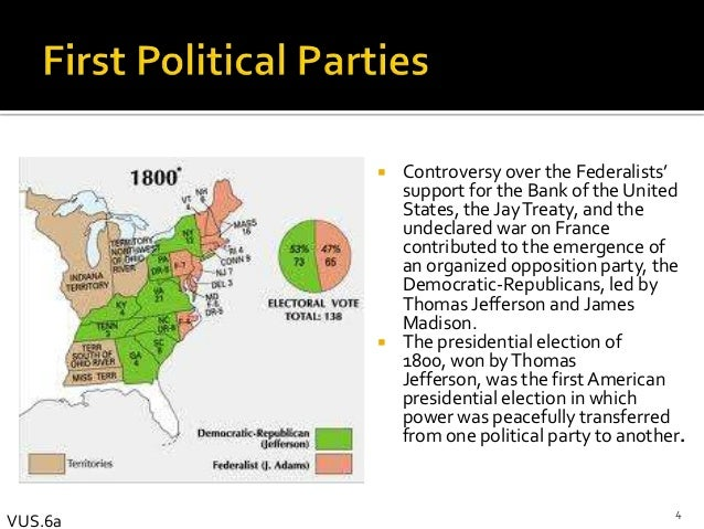 emergence political parties 1790s The emergence of political parties in the 1790s essay political parties are organized for various reasons, such as: to support a particular political figure, to advance a particular policy or a general ideological stand, to aid politically.