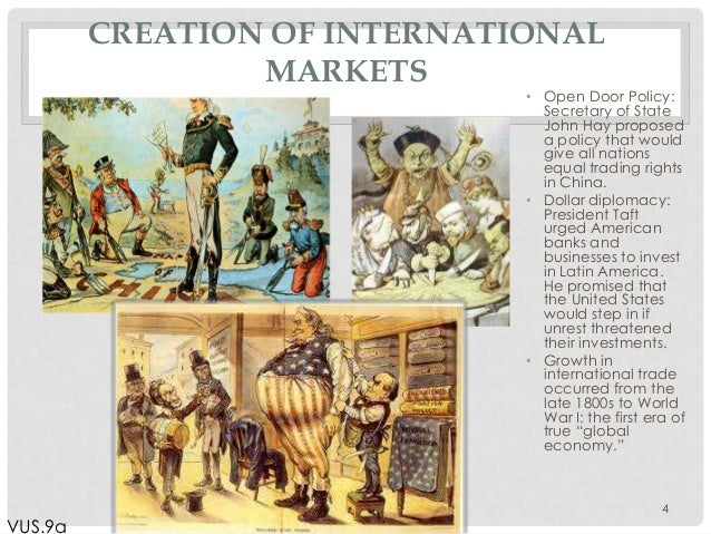 open door policy john hay closed country 3 4 creation of international markets open door policy secretary of state john hay vus9