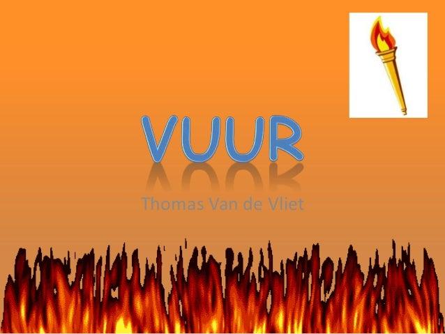 Thomas Van de Vliet