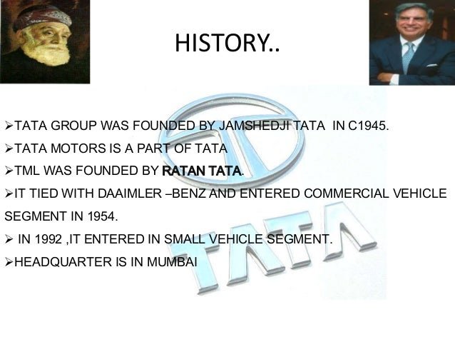 Tata Motors Economic Analysis