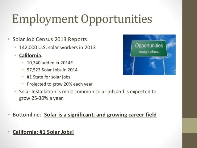 Victor Valley College Photovoltaic Solar Technician Program 2014