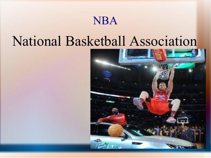 NBANational Basketball Association