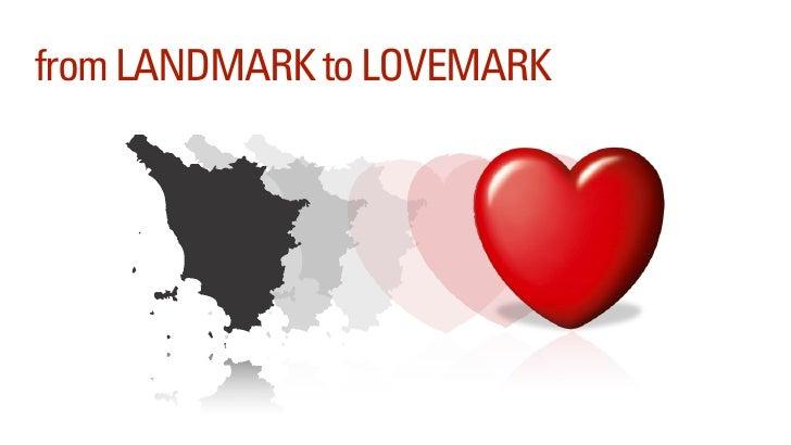 from LANDMARK to LOVEMARK                               2                   2