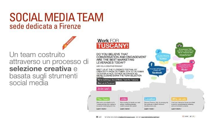 VOGLIO VIVERE COSI' social media team                            PERFORMANCE  AREE DI COMPETENZA:         CREATIVITY Creat...