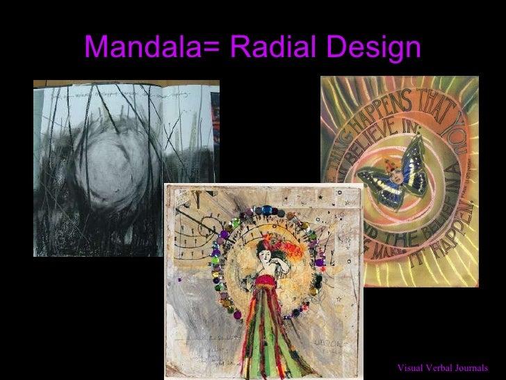 Mandala= Radial Design