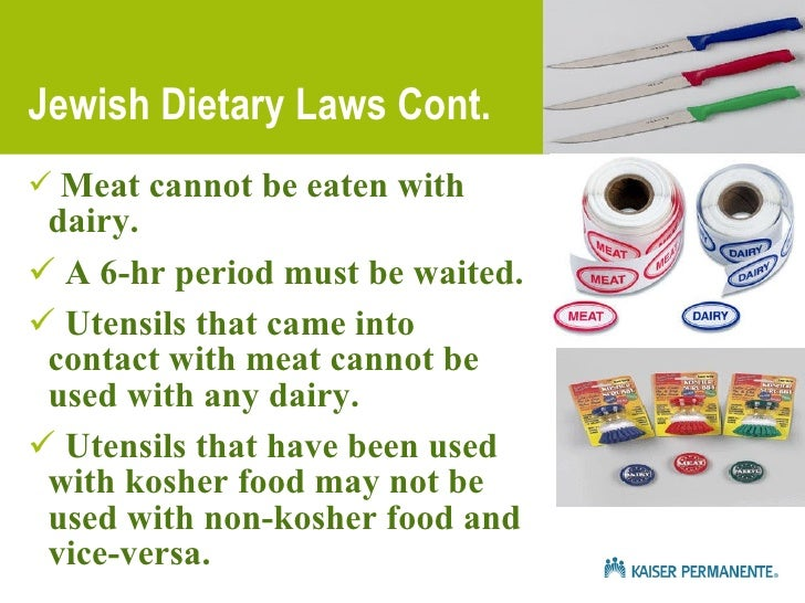 Kosher Diet Foods