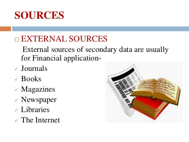 secondary data collection Box iii-4 shows a set of criteria for large numbers of primary and secondary endpoints (requiring more data primary data collection methods are evolving.