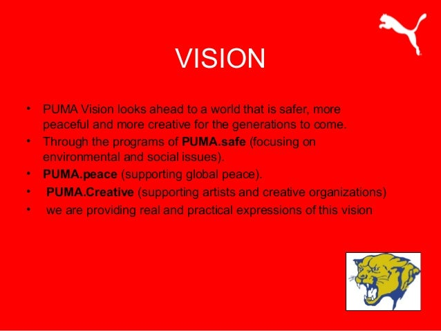 Ondas Dalset Contagioso  mission and vision of puma off 63% - www.ncccc.gov.eg