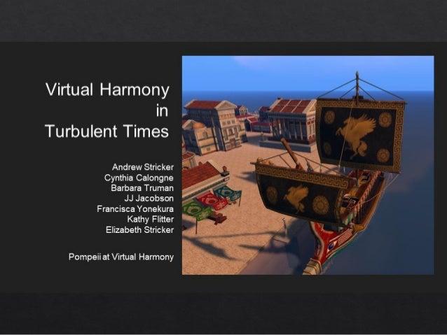 Vwbpe21 Virtual Harmony in Turbulent Times imgs