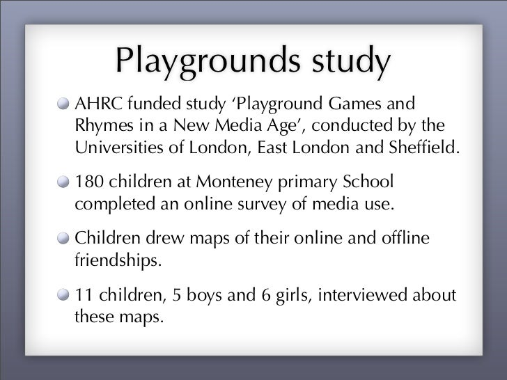 Genres of playFantasy play                                            Games with rules'Rough and tumble' play             ...