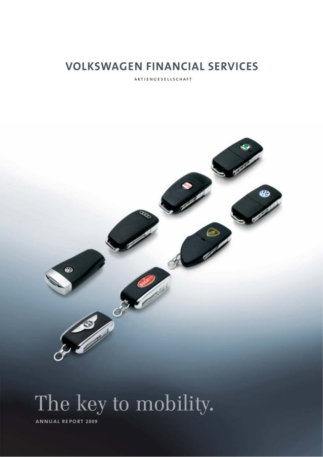 volkswagen financial services ag annual report