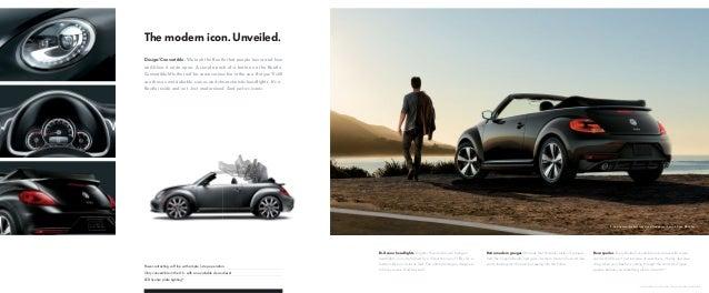 2015 Volkswagen Beetle Brochure | TX VW Dealer
