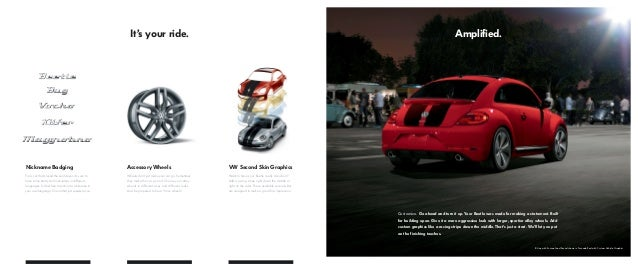2015 Volkswagen Beetle Brochure | TX VW Dealer