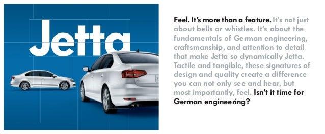 2015 Volkswagen Jetta Brochure North Houston Area Car Dealer