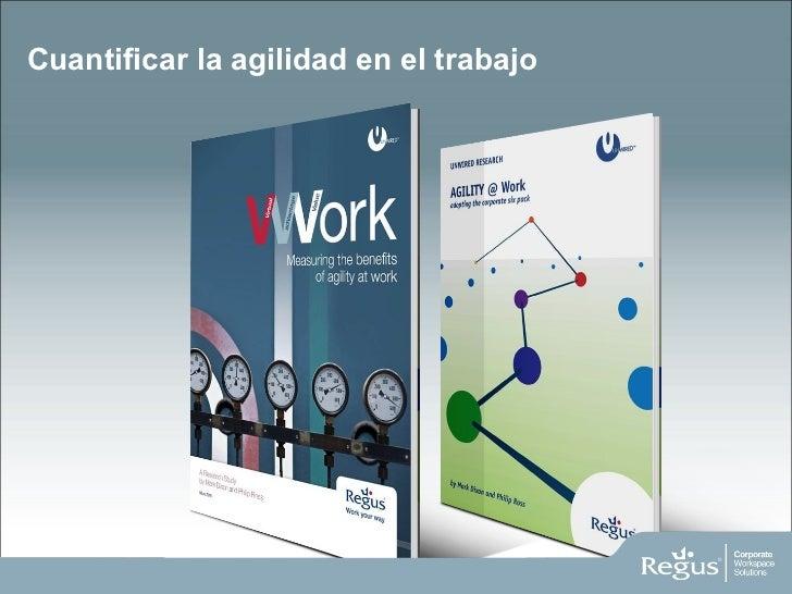 Cuantificar la agilidad en el trabajo