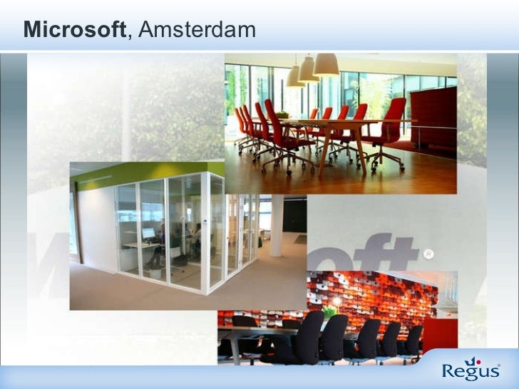 Microsoft , Amsterdam