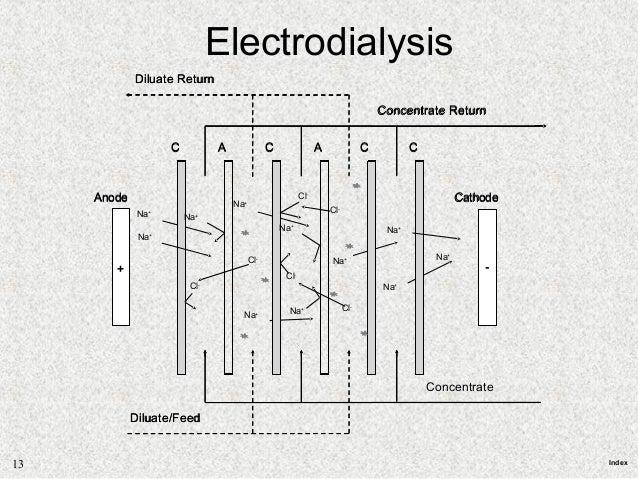 salt water processes diagram