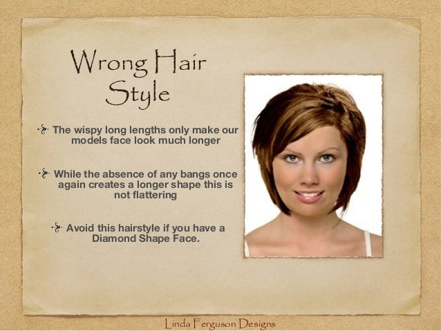 Create A Hairstyle For Your Face | Hair