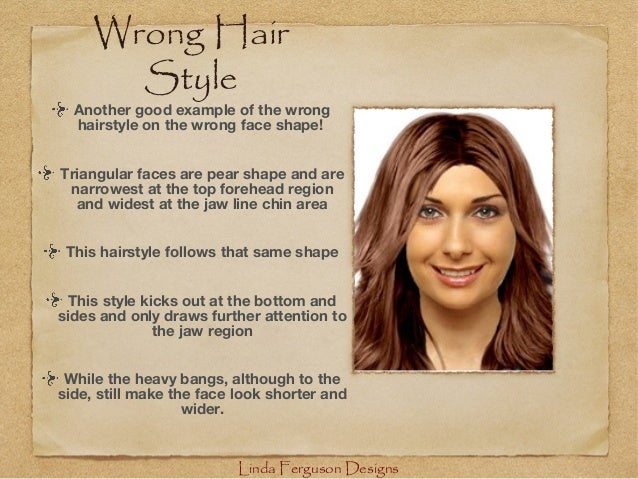 Hair Styles Flatter Your Face Shape