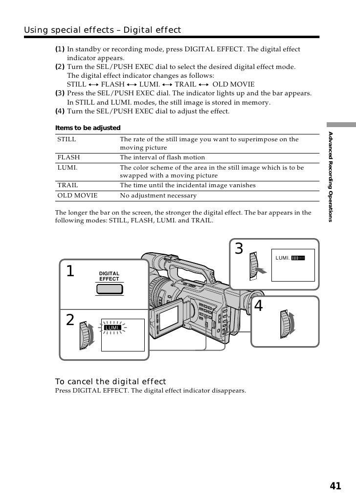 vx2000 manual