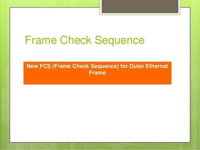Vxlan frame format and forwarding