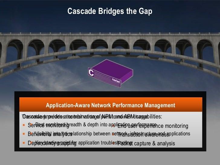 4                                                               Cascade Bridges the Gap                                   ...
