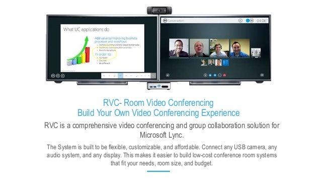 Microsoft Lync Conference Room