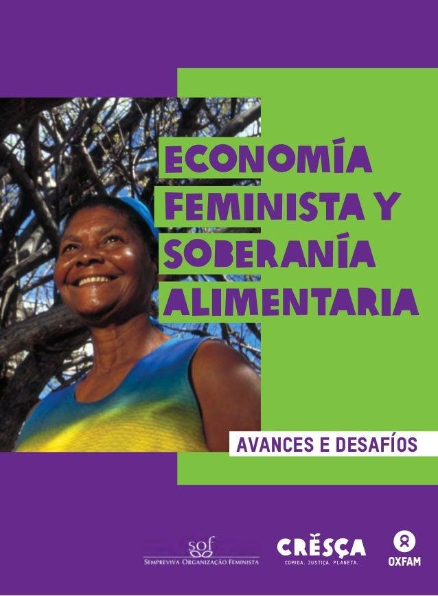 avances e desafíos ECONOMÍA FEMINISTA Y SOBERANÍA ALIMENTARIA