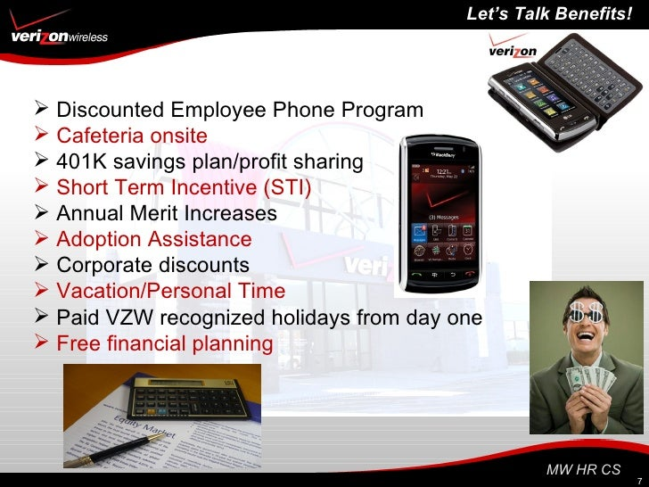 employee phone program