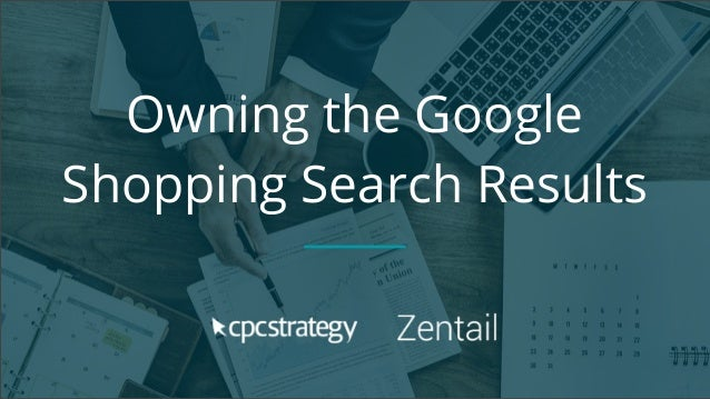 Owning the Google Shopping Search Results